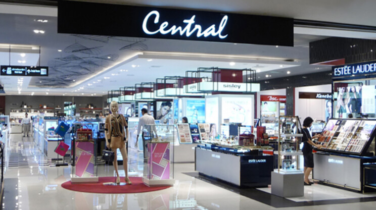 Department store - conversion - The Central Group stores - Central Silom - overview